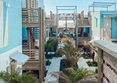 Erin Ruoff – Lively Beach courtyard