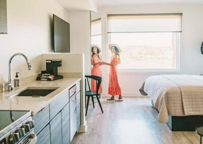 Jane Ko Lively Beach bedroom